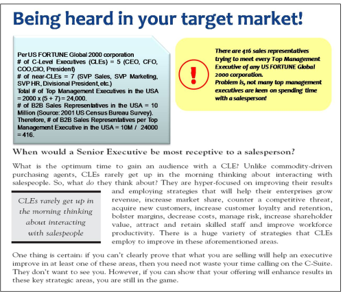 Being Heard 02 500w Use Marketable Items To Provide Targeted Solutions